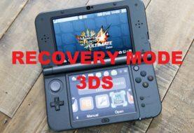Come eseguire il Recovery Mode su 3DS