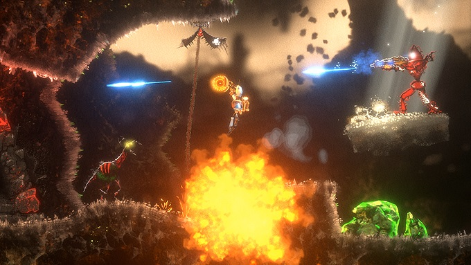 Anew: The Distant Light in arrivo su Nintendo Switch