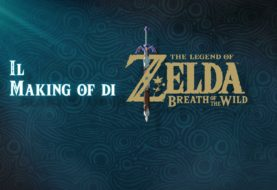"[Aggiornato] La prima parte del Making of ""The Legend of Zelda, Breath of the Wild"" sarà disponibile domani"