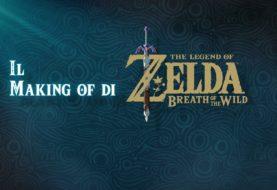 """[Aggiornato] La prima parte del Making of """"The Legend of Zelda, Breath of the Wild"""" sarà disponibile domani"""
