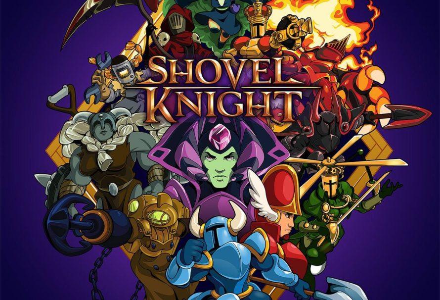 """Rivelati tutti i protagonisti di Shovel Knight col """"Body Swap"""""""