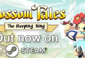 """""""Blossom Tales: The Sleeping King"""" è stato rilasciato su Steam"""