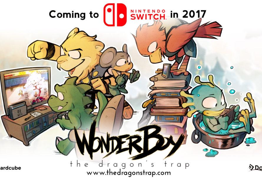 Annunciata la data di uscita di Wonder Boy: The Dragon's Trap