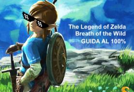 Come ottenere il 100% in The Legend of Zelda: Breath of the Wild