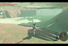 The Legend of Zelda: Breath of the Wild, un glitch permette a Link di camminare sott'acqua