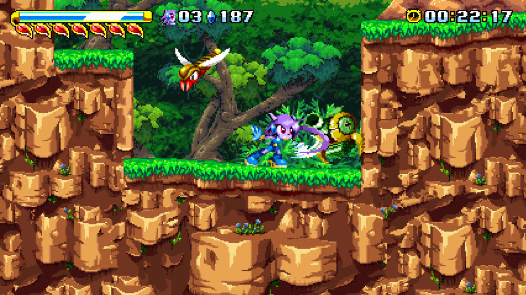 Freedom Planet screen 2