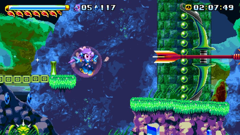 Freedom Planet screen 3