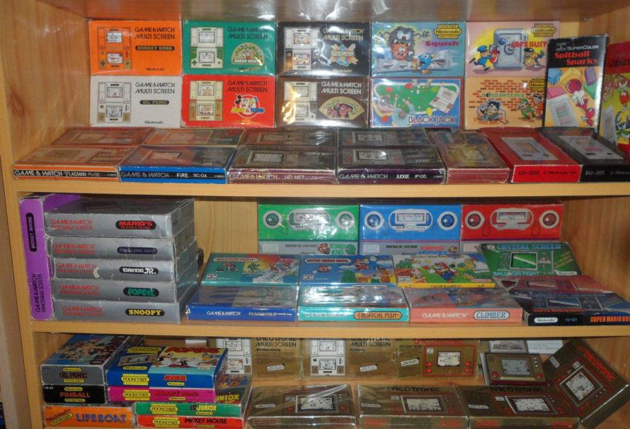 Game & Watch: prima del NES si giocava così