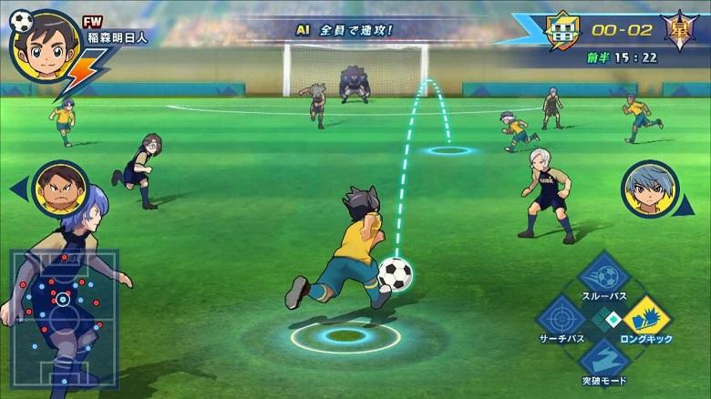 Inazuma Eleven Ares anche su Nintendo Switch