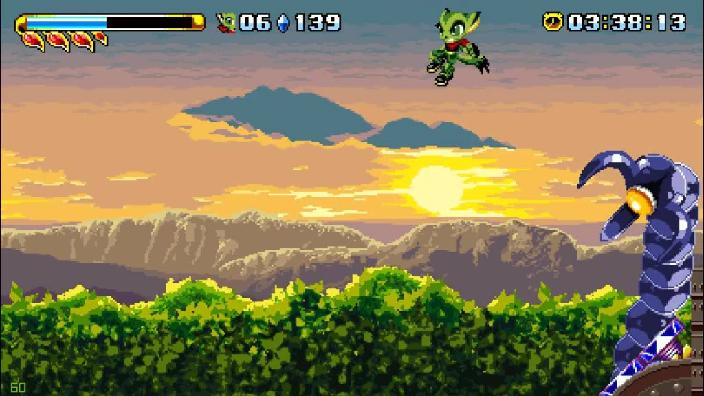 Freedom Planet screen 1