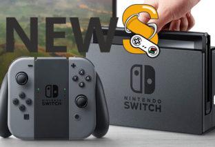 Nintendo Switch si aggiorna alla versione firmware 5.0.0