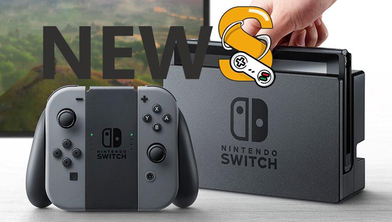 Nintendo Switch si aggiorna alla versione firmware 4.1.0