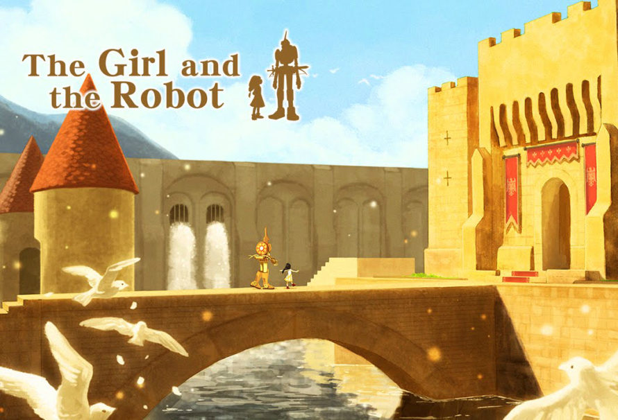 The Girl and the Robot  in arrivo su Nintendo WiiU