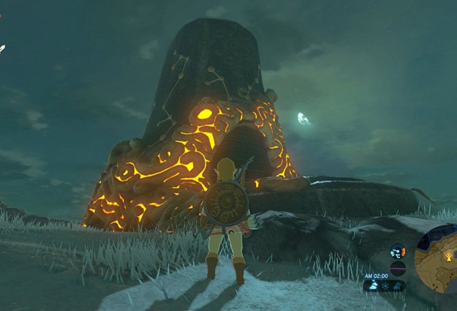 The Legend of Zelda: Breath of the Wild si aggiorna alla versione 1.1.1