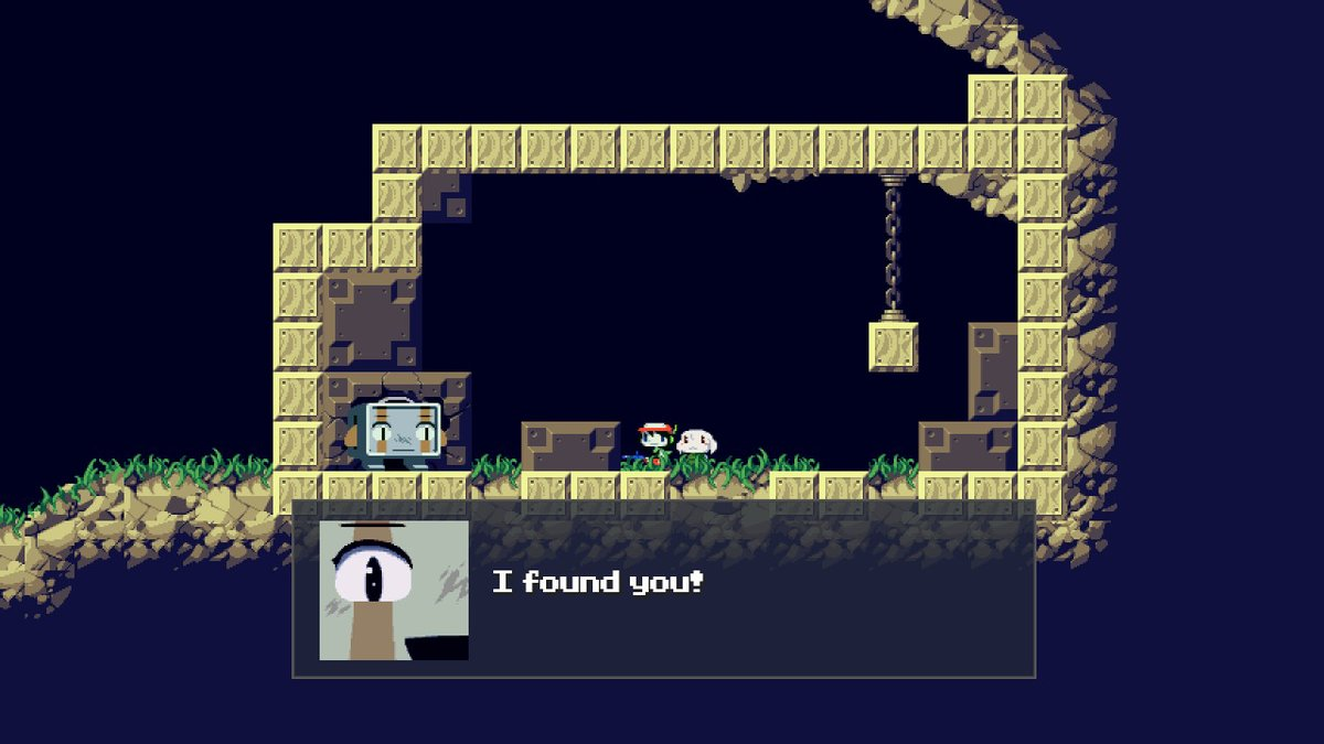 Cave Story+ Balrog