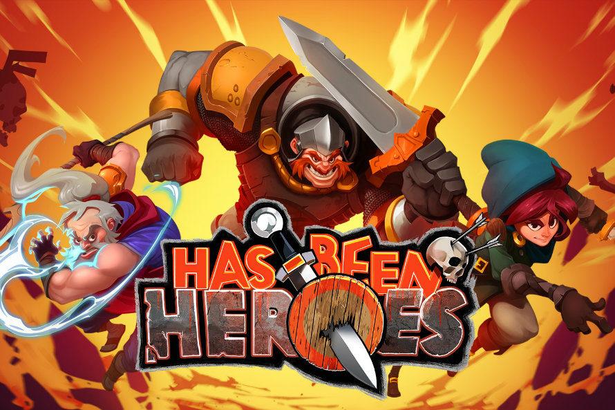 Disponibile la versione 1.0.3 di Has-Been Heroes