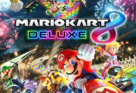 Mario Kart 8 Deluxe si aggiorna alla versione 1.2.1