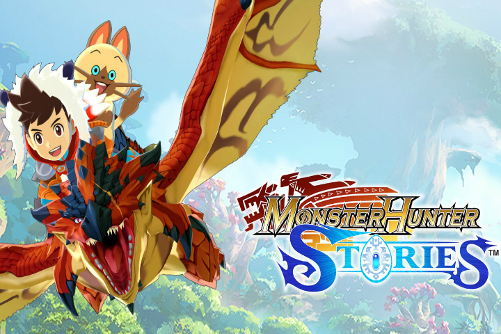 Monster Hunter Stories arriva su smartphone in Giappone!