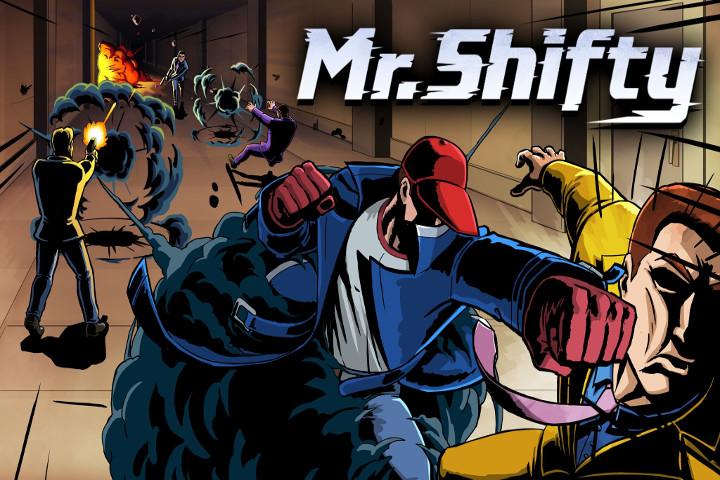 I problemi di framerate di Mr. Shifty sono stati finalmente patchati