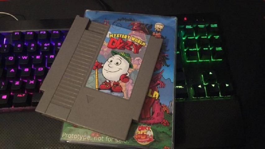 Mystery World Dizzy dopo due decenni potrebbe arrivare su NES