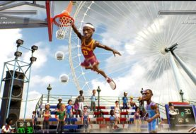 NBA Playgrounds, il basket si fa arcade su Nintendo Switch