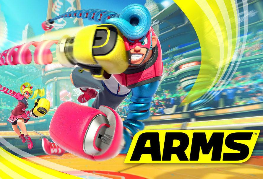 Il prossimo lottatore di ARMS si mostra con una presentazione… sfocata!