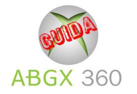 Come impostare ABGX360 - Guida