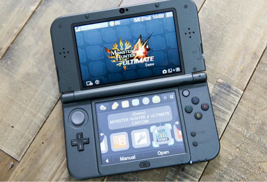 Nintendo 3DS si aggiorna alla versione firmware 11.12