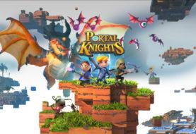 Portal Knights presto anche su console