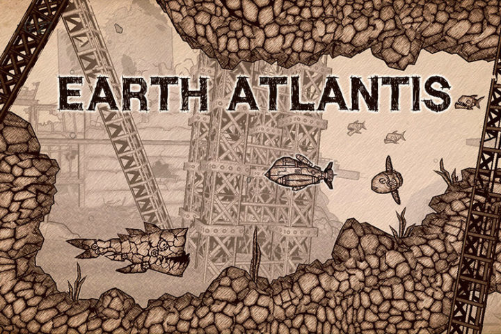 Earth Atlantis si mostra in un nuovo trailer