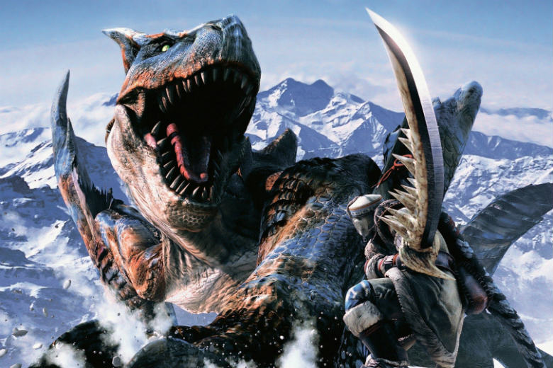 Il prossimo Monster Hunter su PS4?
