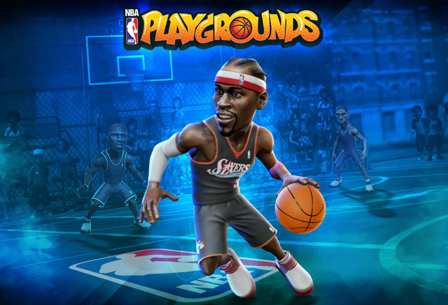 Finalmente disponibile l'update per NBA Playgrounds