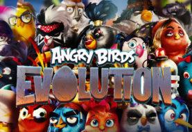 Angry Birds Evolutionè disponibile nel settore Mobile