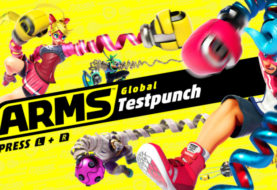 ARMS: un nuovo Global Testpunch questo fine settimana!