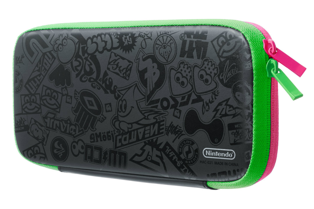 Case custodia Splatoon 2