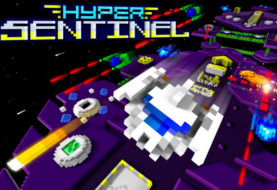 Hyper Sentinel: un nuovo shot 'em up per Nintendo Switch
