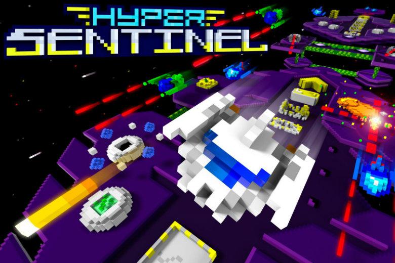 Hyper Sentinel: un nuovo shot 'em up per Nintendo Switch