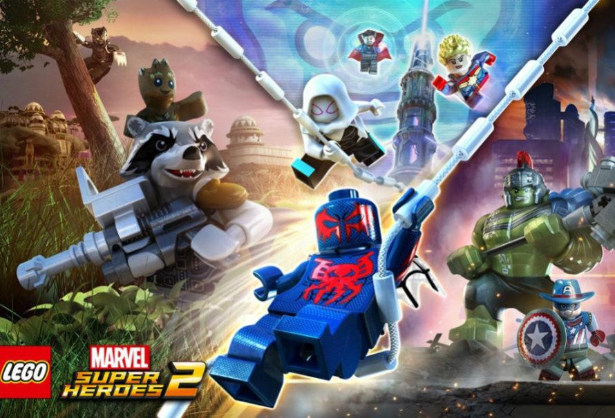 Lego Marvel Super Heroes 2: Trailer Inumani