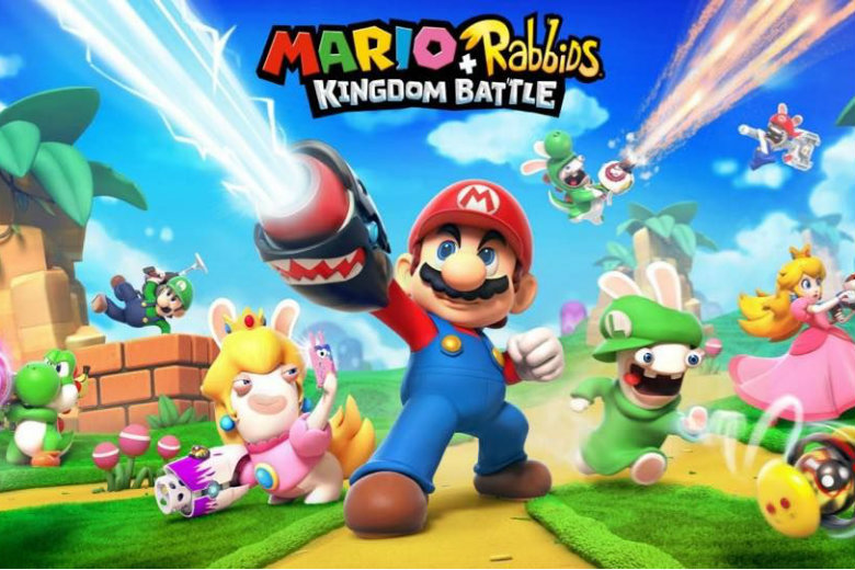 Annunciato il season pass per Mario + Rabbids Kingdom Battle