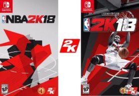 NBA 2K18 potrebbe essere compatibile con gli amiibo