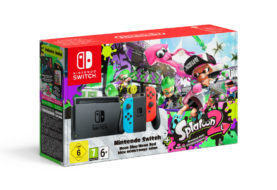 Nintendo Switch in bundle con Splatoon 2 e tanti accessori in tema