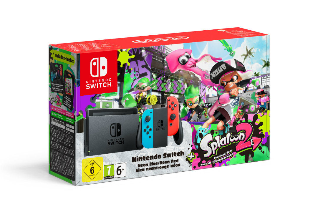 Bundle Splatoon 2