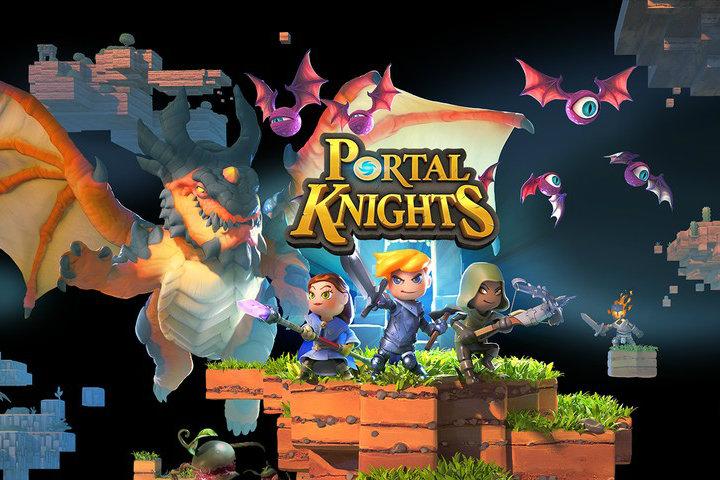 """Portal Knights, il DLC """"Elfi, Ladri e Varchi"""" e l'aggiornamento GRATUITO arriveranno questa estate su Nintendo Switch!"""