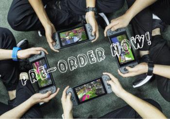 Preordini Nintendo – Novembre 2017