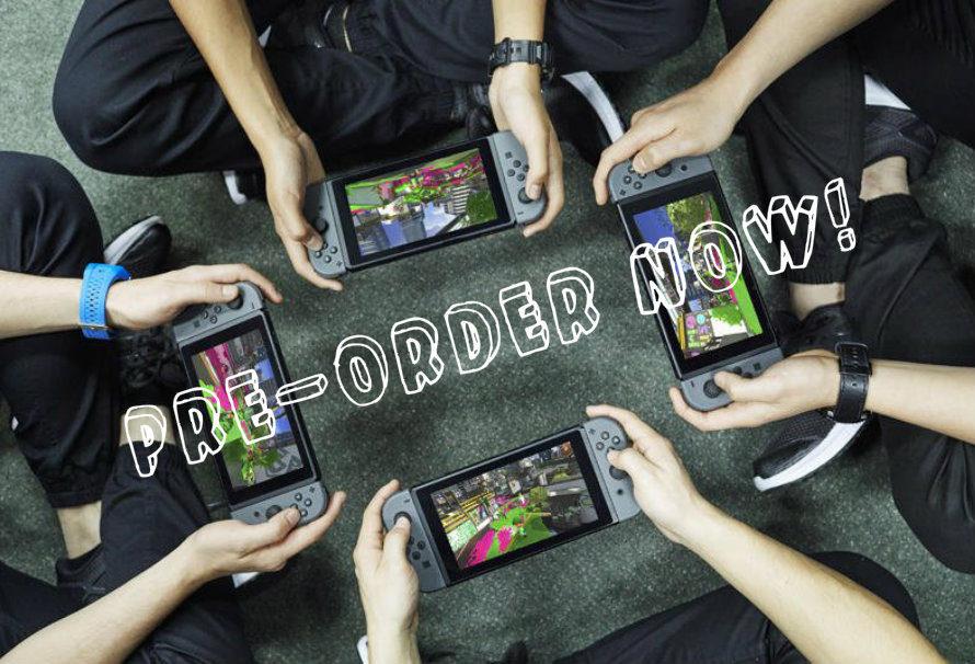 Preordini Nintendo – Settembre 2017