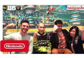 ARMS si mostra durante il Nintendo Minute assieme al producer Kosuke Yabuki