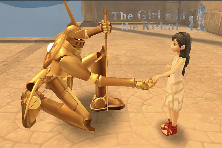 The Girl and the Robot – Recensione