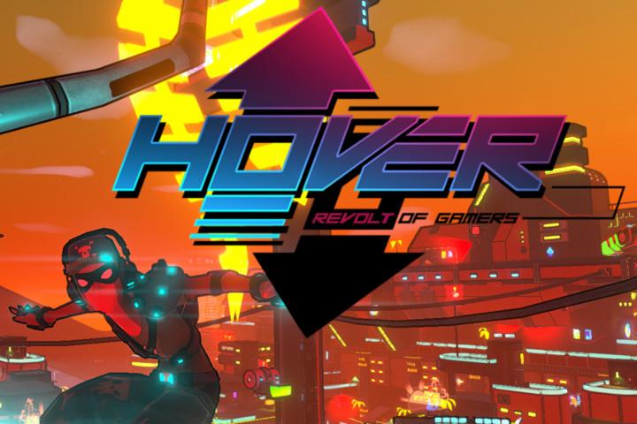 Hover: Revolt of Gamers – I nostri primi minuti di gioco