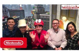 Avete ancora fame di Super Mario Odyssey? Ci pensano Kit e Krysta con il Nintendo Minute!