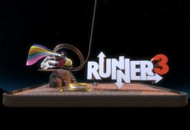 Il trailer ufficiale di Runner3 ci mostra la presenza di alcuni ospiti davvero speciali!